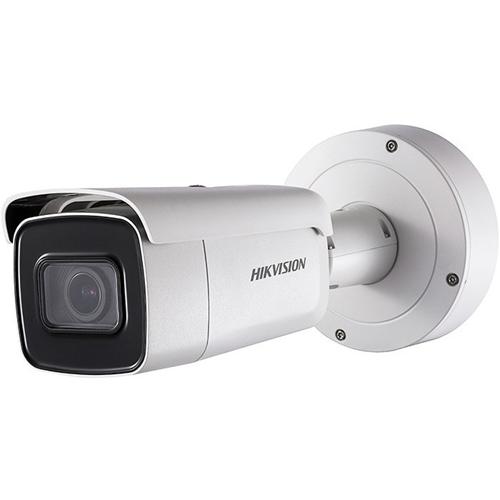 Cámara de red Hikvision EasyIP 2.0plus DS-2CD2623G0-IZS 2 Megapíxel - Color - 50 m Night Vision - H.264, H.265, MJPEG - 1920 x 1080 - 2,80 mm - 12 mm - 4,3x Óptico - CMOS - Cable - Bala - Montable en poste, Montaje en esquina