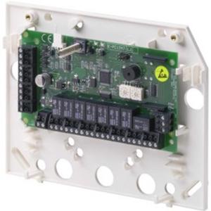 Vanderbilt SPCE 452 Módulo de ampliación para panel de control de alarma - Para Panel de control - Blanco - Plástico ABS