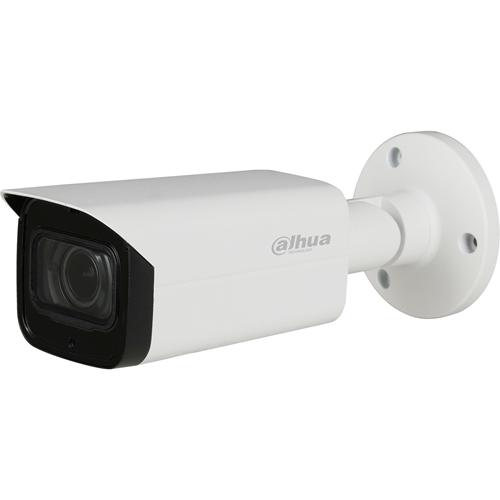 Cámara de vigilancia Dahua Pro DH-HAC-HFW2802T-Z-A 8 Megapíxel - Color - 80 m Night Vision - 3840 x 2160 - 3,70 mm - 11 mm - 3x Óptico - CMOS - Cable - Bala - Montura de caja de empalme, Montable en poste, Montaje en esquina
