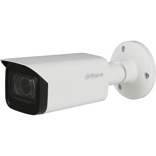 Cámara de vigilancia Dahua Pro DH-HAC-HFW2501T-Z-A 5 Megapíxel - Color - 80 m Night Vision - 2592 x 1944 - 2,70 mm - 13,50 mm - 5x Óptico - CMOS - Cable - Bala - Montura de caja de empalme, Montable en poste, Montaje en esquina