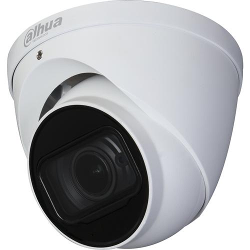 Cámara de vigilancia Dahua Pro DH-HAC-HDW2802T-Z-A 8 Megapíxel - Color - 60 m Night Vision - 3840 x 2160 - 3,70 mm - 11 mm - 3x Óptico - CMOS - Cable - Cúpula - Montura de caja de empalme, Soporte de Pared, Montable en poste