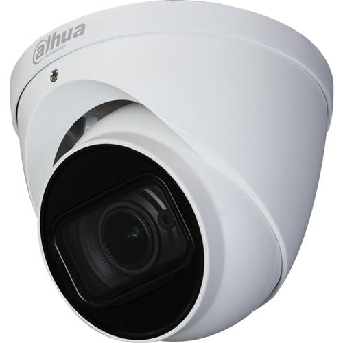Cámara de vigilancia Dahua Lite DH-HAC-HDW1500T-Z-A 8 Megapíxel - Color - 60 m Night Vision - 2592 x 1944 - 2,70 mm - 12 mm - 4,4x Óptico - CMOS - Cable - Cúpula - Montura de caja de empalme, Soporte de Pared, Montable en poste
