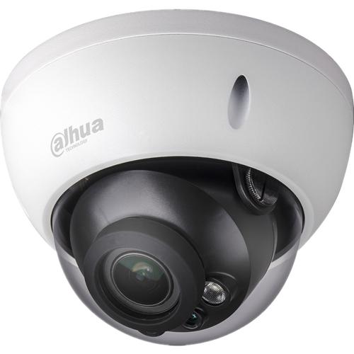 Cámara de vigilancia Dahua HAC-HDBW2241R-Z 2 Megapíxel - Color - 29,87 m Night Vision - 1920 x 1080 - 2,70 mm - 13,50 mm - 5x Óptico - CMOS - Cable - Cúpula - Montura de caja de empalme, Soporte de Pared, Fijacion en techo, Montable en poste