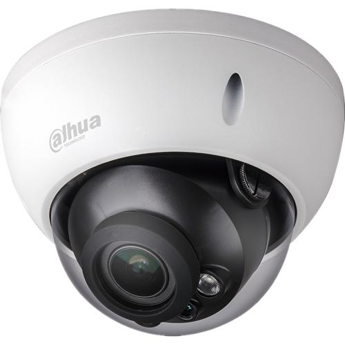 Cámara de vigilancia Dahua Lite DH-HAC-HDBW1500R-Z 5 Megapíxel - Color - 30 m Night Vision - 2592 x 1944 - 2,70 mm - 12 mm - 4,4x Óptico - CMOS - Cable - Cúpula - Fijacion en techo, Soporte de Pared, Montable en poste