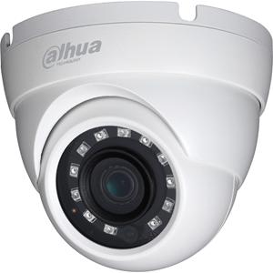 Cámara de vigilancia Dahua Lite DH-HAC-HDW1230M 2 Megapíxel - Monocromo, Color - 30 m Night Vision - 1920 x 1080 - 2,80 mm - CMOS - Cable - Montura de caja de empalme, Soporte de Pared, Montable en poste
