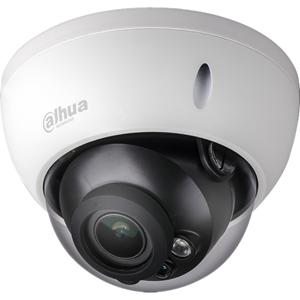 Cámara de vigilancia Dahua Lite DH-HAC-HDBW1230R-Z 2 Megapíxel - Monocromo, Color - 30 m Night Vision - 1920 x 1080 - 2,70 mm - 12 mm - 4,4x Óptico - CMOS - Cable - Cúpula - Montura de caja de empalme, Fijacion en techo, Soporte de Pared, Montable en poste