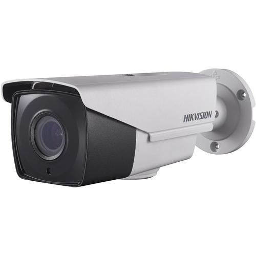 Cámara de vigilancia Hikvision DS-2CC12D9T-AIT3ZE 2 Megapíxel - Monocromo, Color - 40 m Night Vision - 1920 x 1080 - 2,80 mm - 12 mm - 4,3x Óptico - CMOS - Cable - Bala