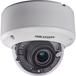 Cámara de vigilancia Hikvision Turbo HD DS-2CC52D9T-AVPIT3ZE 2 Megapíxel - Monocromo, Color - 40 m Night Vision - 1920 x 1080 - 2,80 mm - 12 mm - 4,3x Óptico - CMOS - Cable - Cúpula - Soporte de Pared, Montaje colgante, Fijacion en techo