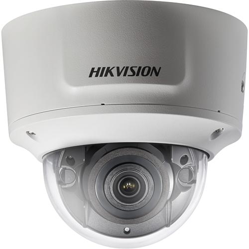 Cámara de red Hikvision EasyIP 3.0 DS-2CD2785FWD-IZS 8 Megapíxel - Color - 30 m Night Vision - H.265, H.264, MJPEG - 3840 x 2160 - 2,80 mm - 12 mm - 4,3x Óptico - CMOS - Cable - Cúpula - Montaje colgante, Soporte de Pared, Montable en poste, Montaje en esquina, Fijacion en techo