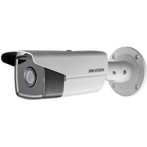 Cámara de red Hikvision EasyIP 3.0 DS-2CD2T45FWD-I5 4 Megapíxel - Color - 50 m Night Vision - MJPEG, H.264, H.265 - 2688 x 1520 - 2,80 mm - CMOS - Cable - Bala - Montura de caja de empalme