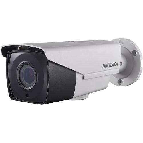 Cámara de vigilancia Hikvision Turbo HD DS-2CE16D8T-IT3ZF 2 Megapíxel - Color, Monocromo - 60 m Night Vision - 1920 x 1080 - 2,70 mm - 13,50 mm - 5x Óptico - CMOS - Cable - Bala - Montable en poste, Montura de caja de empalme, Montaje en esquina
