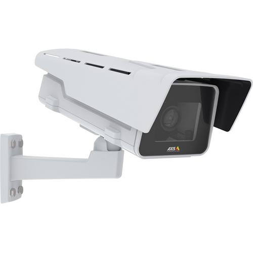 Cámara de red AXIS P1375-E 2 Megapíxel - Imagen JPEG - 1920 x 1080 - 3,5x Óptico - RGB CMOS - Soporte de Pared, Montable en poste, Fijacion en techo, Montura de columna, Montaje en conducto