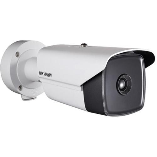 Cámara de red Hikvision DeepinView DS-2TD2136-25/V1 - H.265, H.264, Imagen JPEG - 384 x 288 - Conjuntos de plano focal de óxido de vanadio sin refrigerar