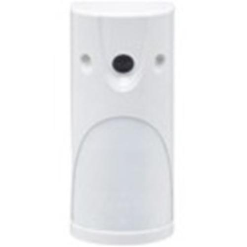 Sensor de movimiento Videofied ISMV200 - Inalámbrico - 10 m Distancia de detección de movimiento - Montaje en esquina, Montable en pared - Interior