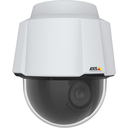 Cámara de red AXIS P5655-E - Imagen JPEG - 1920 x 1080 - 32x Óptico - RGB CMOS - Fijacion en techo, Montaje empotrado, Soporte de Pared, Montable en poste, Montaje colgante, Montura para parapeto, Montaje en esquina