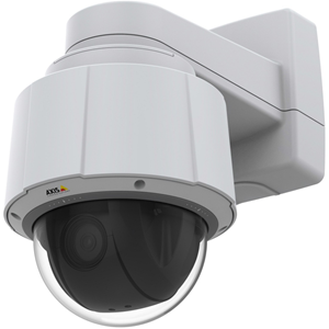 Cámara de red AXIS Q6075-E 50 Hz - Cúpula - Imagen JPEG - 1920 x 1080 - 40x Óptico - CMOS - Soporte de Pared, Montable en poste, Montaje empotrado, Fijacion en techo, Montable en poste, Montura para parapeto