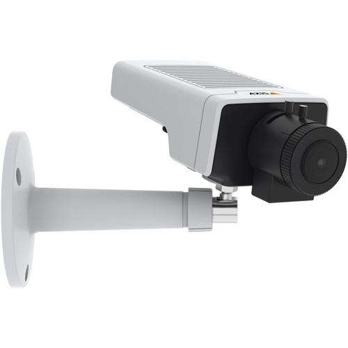 Cámara de red AXIS M1135 2 Megapíxel - H.264/MPEG-4 AVC, Imagen JPEG, H.265, H.264 - 1920 x 1080 - 3,5x Óptico - RGB CMOS - Montaje en carril de iluminación, Fijacion en techo