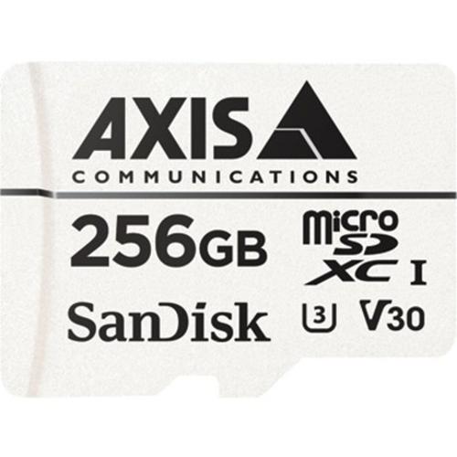 microSDXC AXIS - 256 GB - 3 Año(s) Garantía