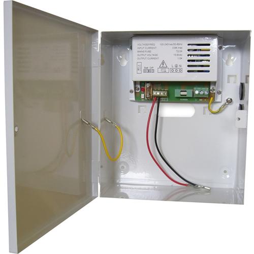 Fuente de alimentación W Box WBXPSU1A12V - Externo - 120 V AC, 230 V AC Entrada