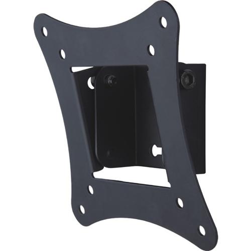 Soporte de montaje W Box para Monitor - Negro - 1 Display(s) Supported109,2 cm para pantalla plana - 15 kg Capacidad de carga - 100 x 100 VESA Standard