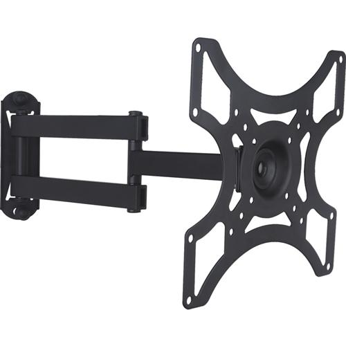 Soporte de montaje W Box para Monitor - Negro - 1 Display(s) Supported106,7 cm para pantalla plana - 25 kg Capacidad de carga - 200 x 200 VESA Standard