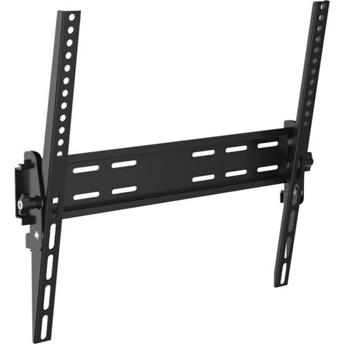 Soporte de montaje W Box para Monitor - Negro - 1 Display(s) Supported165,1 cm para pantalla plana - 50 kg Capacidad de carga - 400 x 400 VESA Standard