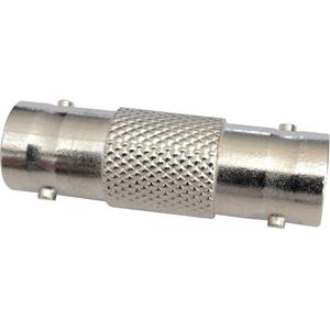 Adptador de Antena W Box - 10 Paquete(s) - 1 x BNC Hembra Antena - 1 x BNC Hembra Antena - Níquel Conector