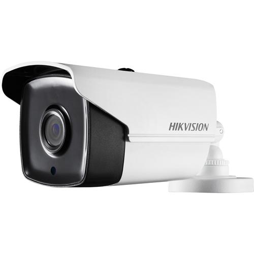 Cámara de vigilancia Hikvision Turbo HD DS-2CE16D8T-IT3E 2 Megapíxel HD - Color, Monocromo - Bala - 80 m Infrarrojos Visión Nocturna - 1920 x 1080 - 2,80 mm Fijo Lentes - CMOS - Montura de caja de empalme - IP67 - Resistente al agua, Resistente al polvo