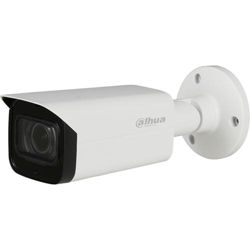 Cámara de vigilancia Dahua Pro DH-HAC-HFW2501T-Z-A 5 Megapíxel - Bala - 80 m Night Vision - 2592 x 1944 - 5x Óptico - CMOS - Montura de caja de empalme, Montable en poste, Montaje en esquina, Soporte para Montaje, Soporte de Pared