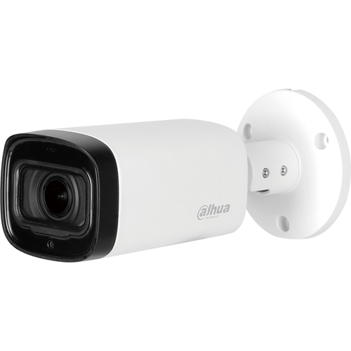 Cámara de vigilancia Dahua Lite DH-HAC-HFW1230R-Z-IRE6 2 Megapíxel - Bala - 60 m Night Vision - 1920 x 1080 - 4,4x Óptico - CMOS - Montura de caja de empalme, Montable en poste