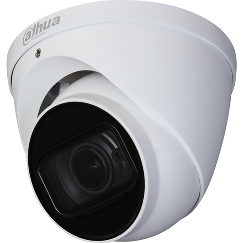 Cámara de vigilancia Dahua Starlight DH-HAC-HDW2241T-Z-A 2 Megapíxel - Globo ocular - 60 m Night Vision - 1920 x 1080 - 5x Óptico - CMOS - Montura de caja de empalme, Montable en poste, Soporte de Pared
