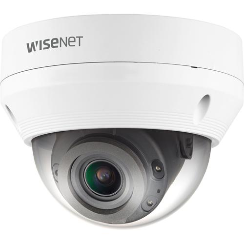 Cámara de red Wisenet QNV-6082R 2 Megapíxel - Cúpula - 30 m Night Vision - H.265, H.264, MJPEG - 1920 x 1080 - 3,1x Óptico - CMOS