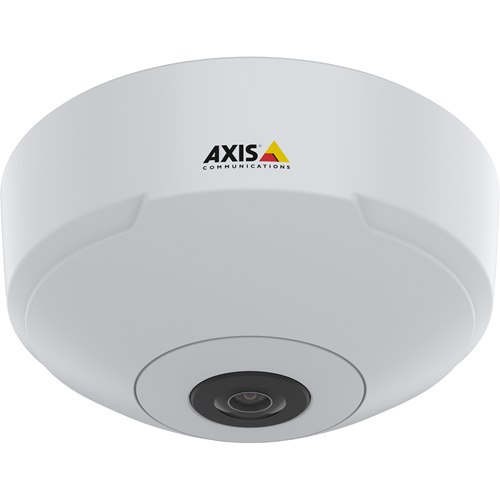 Cámara de red AXIS M3067-P 6 Megapíxel - Mini Dome - Imagen JPEG - 2560 x 1920 - RGB CMOS - Montaje con inclinación, Montaje empotrado, Montaje colgante, Soporte de Pared, Fijacion en techo, Montaje en carril de iluminación, Montaje en conducto, Montura en Caja Eléctrica, Montable en poste, Montaje en esquina