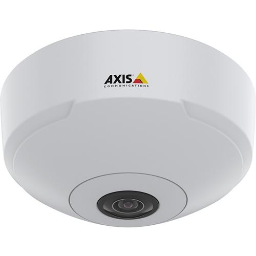 Cámara de red AXIS M3068-P 12 Megapíxel - Mini Dome - Imagen JPEG - 4000 x 3000 - RGB CMOS - Montaje con inclinación, Montaje empotrado, Montaje colgante, Soporte de Pared, Fijacion en techo, Montaje en carril de iluminación, Montaje en conducto, Montura en Caja Eléctrica, Montable en poste, Montaje en esquina