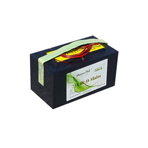Batería Master Battery Mastercell MC-ZA400 - Aire cinc - Para Aparato electrónico - Batería Recargable - 7,50 V - 400000 mAh