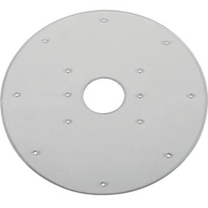 Placa de montaje STI para Detector de humo - Transparente