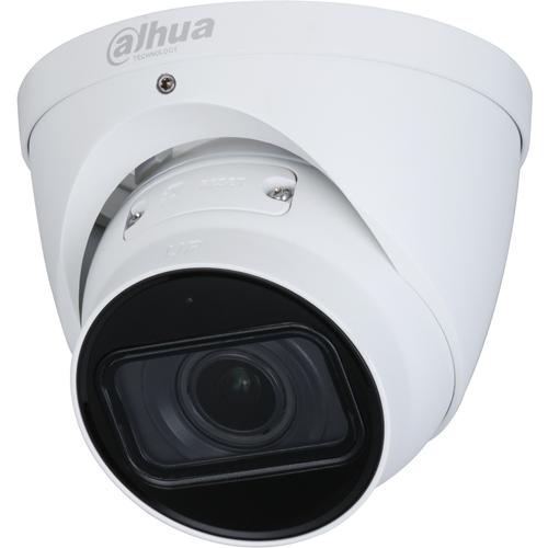 Cámara de red Dahua WizSense DH-IPC-HDW3441T-ZAS 4 Megapíxel - Globo ocular - 40 m Night Vision - H.264, H.265, MJPEG - 2688 x 1520 - 5x Óptico - CMOS - Montura de caja de empalme, Soporte de Pared, Fijacion en techo, Montable en poste