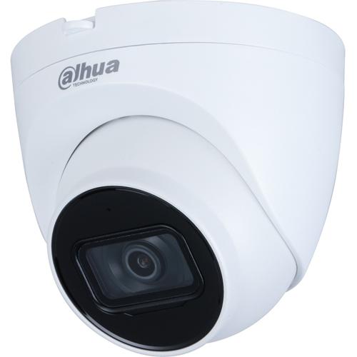 Cámara de red Dahua Lite IPC-HDW2431T-AS-S2 4 Megapíxel - Globo ocular - 30 m Night Vision - H.264, H.265, MJPEG - 2688 x 1520 - CMOS - Montura de caja de empalme, Montable en poste, Soporte de Pared