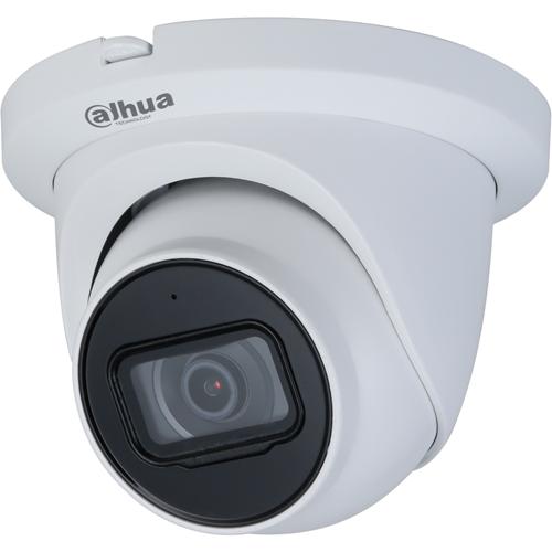 Cámara de red Dahua WizSense DH-IPC-HDW3241TM-AS 2 Megapíxel - Globo ocular - 50 m Night Vision - H.265, H.264, MJPEG - 1920 x 1080 - CMOS - Montura de caja de empalme, Montable en poste, Soporte de Pared