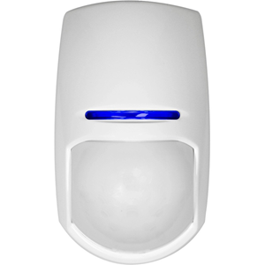 Sensor de movimiento Pyronix - Inalámbrico - Sensor infrarrojo pasivo (PIR) - 12 m Distancia de detección de movimiento - Plástico ABS