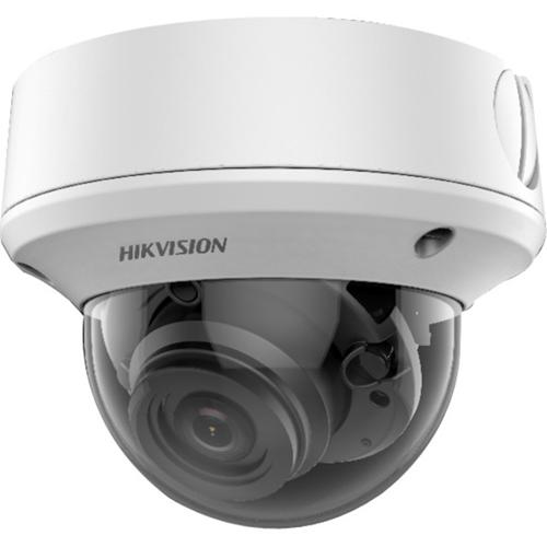 Cámara de vigilancia Hikvision DS-2CE5AD8T-VPIT3ZE 2 Megapíxel - Cúpula - 60 m Night Vision - 1920 x 1080 - 5x Óptico - CMOS - Soporte de Pared, Montaje vertical, Montable en poste, Montaje en esquina, Montaje colgante, Montura de caja de empalme