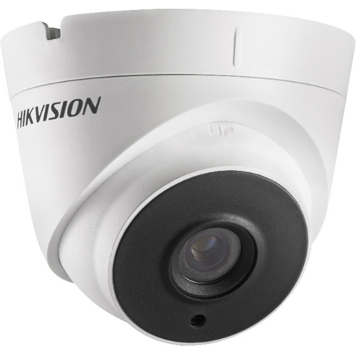 Cámara de vigilancia Hikvision Turbo HD Value DS-2CE56D0T-IT3F 2 Megapíxel - Color - Torreta - 40 m - 1920 x 1080 Fijo Lentes - CMOS - Soporte de Pared, Montable en poste, Montaje en esquina, Montura de caja de empalme, Fijacion en techo, Montaje vertical