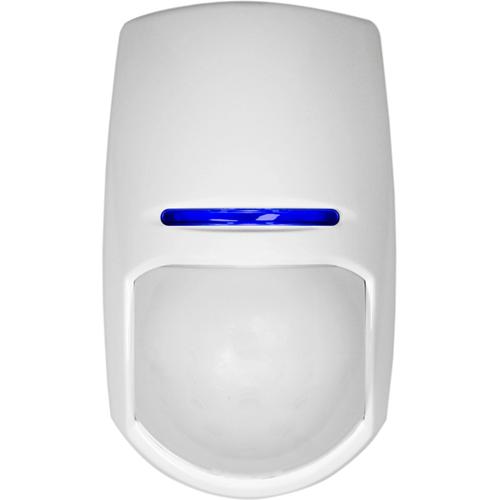 Sensor de movimiento Pyronix KX15DT - Cableado - Sensor infrarrojo pasivo (PIR) - 15 m Distancia de detección de movimiento - Montable en pared, Montable en techo