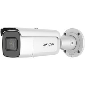 Cámara de red Hikvision DS-2CD2646G2T-IZS 4 Megapíxel - Bala - 60 m Night Vision - H.264, MJPEG, H.265 - 2592 x 1944 - 4,3x Óptico - CMOS - Montaje en esquina, Montura de caja de empalme, Montable en poste