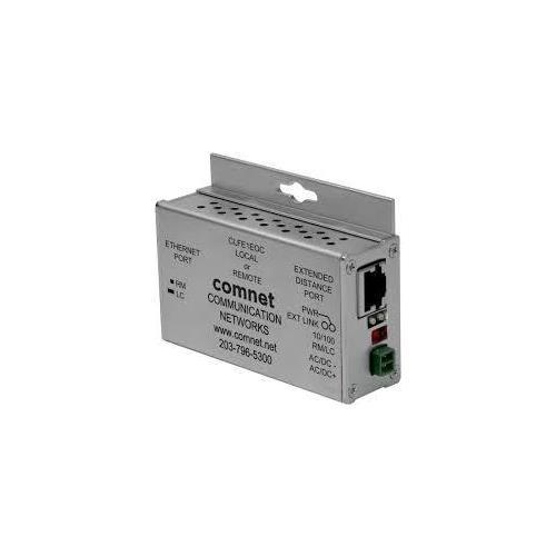 Conversor De Medios Ethernet Via Coaxial 1 Canal