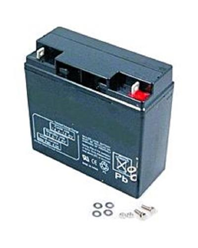 BATERIA DE PLOMO RECARGABLE Y SELLADA SERIE UP 12V 18 AH.