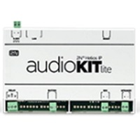 KIT AUDIO IP CON MICROFONO, ALTAVOZ Y PULSADOR.