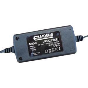 Adaptador CA Elmdene Vision - 120 V AC, 230 V AC Input Voltage - 12 V DC Voltaje de salida - 3,50 A Corriente de salida