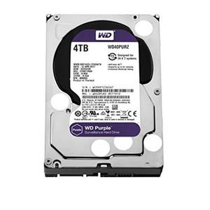 "DISCO DURO 4TB PURPLE 3,5"" SATA 64MB 5400RPM"
