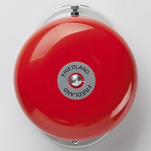 MASTERBELL 230V AC - RED